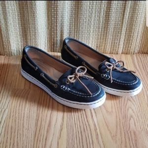 Sperry Top-Sider, Blue, Women's size 5M.